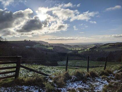 Somewhere near Boltby, North Yorkshire, UK